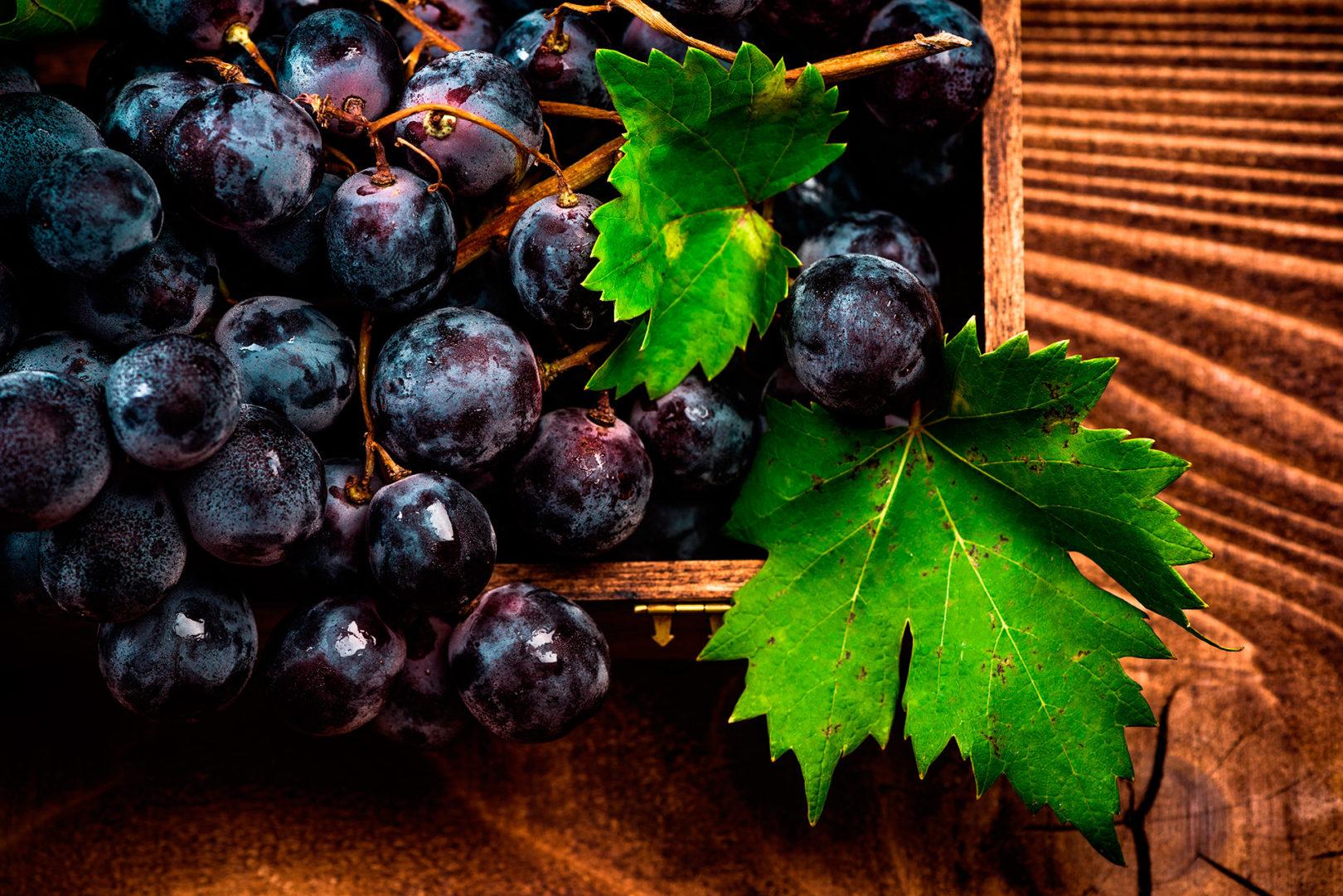 Escasez y precios altos en uvas sin semillas